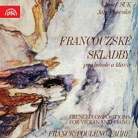Josef Suk, Jan Panenka – Francouzské skladby pro housle a klavír (Franck, Poulenc, Fauré)