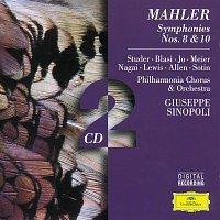 Philharmonia Orchestra, Giuseppe Sinopoli – Mahler: Symphonies Nos. 10 & 8