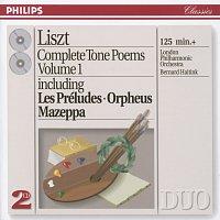 London Philharmonic Orchestra, Bernard Haitink – Liszt: Complete Tone Poems, Vol.1