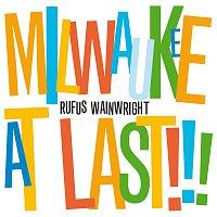 Přední strana obalu CD Milwaukee At Last!!!