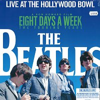 The Beatles – Live At The Hollywood Bowl – CD