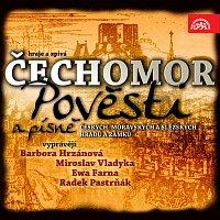 Čechomor – Pověsti moravských, českých a slezských hradů Komplet 3 CD