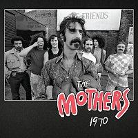 Přední strana obalu CD The Mothers 1970