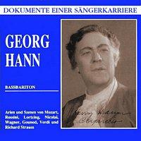 Georg Hann – Dokumente einer Sangerkarriere - Georg Hann