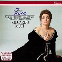 Riccardo Muti, Philadelphia Orchestra – Puccini: Tosca (Highlights)