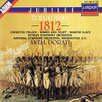 Detroit Symphony Orchestra, National Symphony Orchestra Washington, Antal Dorati – Tchaikovsky: 1812 Overture; Capriccio italien; Romeo and Juliet; Marche slave