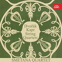 """Smetanovo kvarteto – Dvořák, Kapr: Smyčcové kvartety č. 3 a č. 12 """"Americký"""""""
