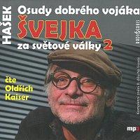 Hašek,J. Osudy dobrého vojáka Švejka za světové války 2 (MP3-CD)