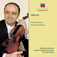 Salvatore Accardo, London Symphony Orchestra, Sir Colin Davis – Sibelius: Violin Concerto; Six Humoresques