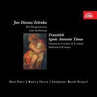 Zelenka: Velkopáteční responsoria, Sonata a 3 - Tůma: Sonáty, Sinfonie