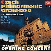 Ivan Kusnjer, Česká filharmonie/Jiří Bělohlávek – Mahler, Martinů: Písně potulného tovaryše - Symfonie č. 6