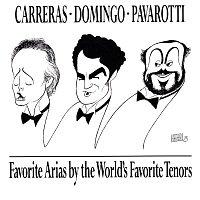 Emerson Buckley, Luciano Pavarotti, Giuseppe Verdi – Favorite Arias by the World's Favorite Tenors