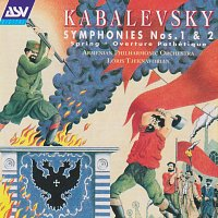 Armenian Philharmonic Orchestra, Loris Tjeknavorian – Kabalevsky: Symphonies 1 & 2