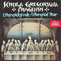 Schola Gregoriana Pragensis – Liturgický rok