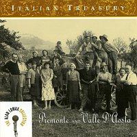 Různí interpreti – Italian Treasury: Piemonte And Valle D'Aosta - The Alan Lomax Collection