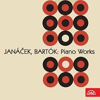 Přední strana obalu CD Janáček, Bartók: Skladby pro klavír