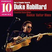 Přední strana obalu CD Rockin' Guitar Blues: Essential Recordings