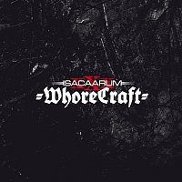Přední strana obalu CD Whorecraft