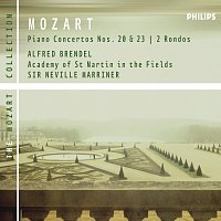Alfred Brendel, Academy of St. Martin in the Fields, Sir Neville Marriner – Mozart: Piano Concertos Nos.20, 23 & Concert Rondos