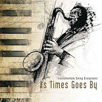 """Ben """"King"""" Perkoff, Band – As Times Goes By - instrumentale Swing Evergreens"""