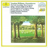 "Pinchas Zukerman, Neil Black, English Chamber Orchestra, Daniel Barenboim – Vaughan Williams: Fantasia On ""Greensleeves""; The Lark Ascending / Delius: Two Pieces; Two Aquarelles; Intermezzo / Walton: Two Pieces"