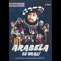 Různí interpreti – Arabela se vrací aneb Rumburak králem říše pohádek