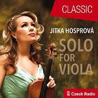 Jitka Hosprová, Ladislav Horák – Solo for Viola: Jitka Hosprová