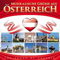 Různí interpreti – Musikalische Grusze aus Osterreich
