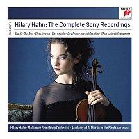 Hilary Hahn – Hilary Hahn - The Complete Sony Recordings
