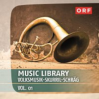 Broadcastsurfers – ORF Music Library/Volksmusik-skurril-schrag Vol.1