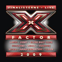 Various – X Factor Finalisterne 2009 Live