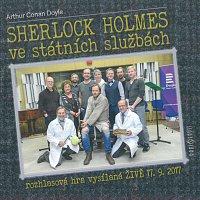 Různí interpreti – Sherlock Holmes ve státních službách