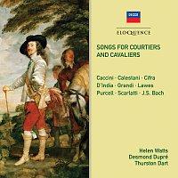 Helen Watts, Desmond Dupre, Thurston Dart, Philomusica of London – Songs for Courtiers and Cavaliers