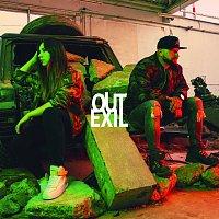 Přední strana obalu CD Out Exil