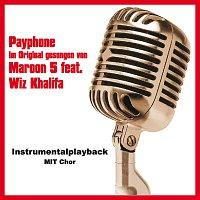 Toms Karaoke – Payphone (Instrumentalversion mit Chor)