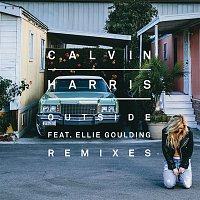 Přední strana obalu CD Outside (Remixes)