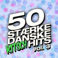 Various Artists.. – 50 Staerke Danske Kitsch Hits (Vol. 3)
