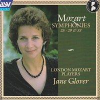 London Mozart Players, Jane Glover – Mozart: Symphonies Nos. 25, 29 & 33