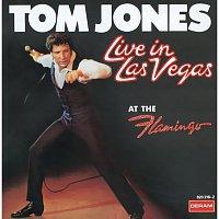 Přední strana obalu CD Live In Las Vegas