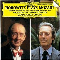 Vladimir Horowitz, Orchestra del Teatro alla Scala di Milano, Carlo Maria Giulini – Mozart: Piano Concerto No.23 K.488; Piano Sonata K.333