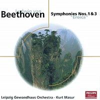 Gewandhausorchester Leipzig, Kurt Masur – Beethoven: Symphonies Nos.1 & 3