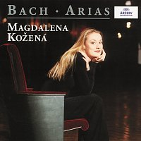 Přední strana obalu CD Magdalena Kozená - Bach Arias