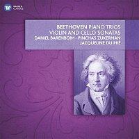 Pinchas Zukerman, Daniel Barenboim – Beethoven: Piano Trios, Violin & Cello Sonatas