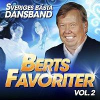 Various Artists.. – Sveriges Basta Dansband - Berts Favoriter Vol. 2