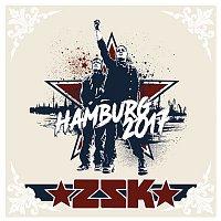 Přední strana obalu CD Hamburg 2017