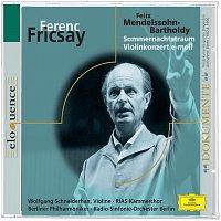Elodokumente:Fricsay: Mendelssohn: Sommernachtstraum, Violinkonzert