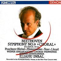 "Chorus Viennensis, Eliahu Inbal, Wiener Symphoniker, Wiener Singakademie – Beethoven: Symphony No. 9 ""Choral"""