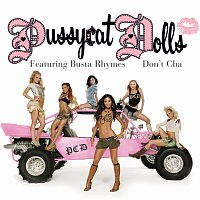 Přední strana obalu CD Don't Cha