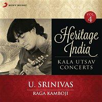 U. Srinivas – Heritage India (Kala Utsav Concerts, Vol. 4) [Live]