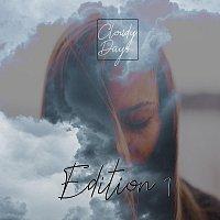 Přední strana obalu CD Cloudy Days, Edition 1